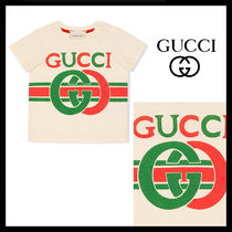 関税送料込み★GUCCI★Baby T-shirt with Interlocking G print