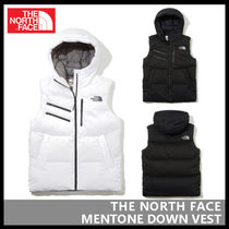 【THE NORTH FACE】MENTONE DOWN VEST NV1DK51J NV1DK51K