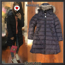MONCLER(モンクレール) キッズアウター 【追跡付】大人もOK〓可愛すぎるファー付♪ABELLE(14A)