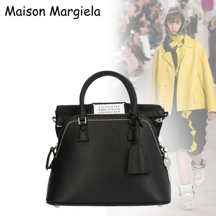 【Maison Margiela】'5AC' hand bag-Black