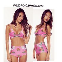 即納WILDFOX Intimates(水着)BEROAHAWAIIAN BRALETTEブラ101