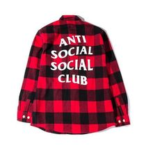 AntiSocialSocialClub No Expectations Flannel