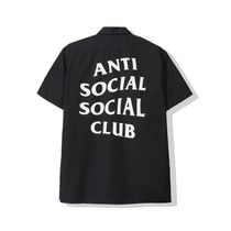 AntiSocialSocialClub Bob Workshirt