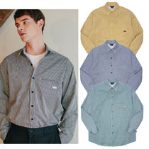 ★WV PROJECT★Pano stripe shirts★4色★ストラップ★シャツ