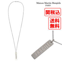 関税・送料込 MAISON MARGIELA FRAGILE ENGRAVING ネックレス