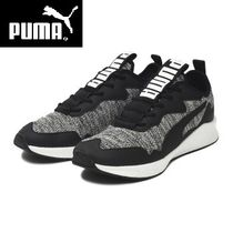 ☆国内正規品☆PUMA NRGY STAR BOLD HEATHER NRGY BK/WH
