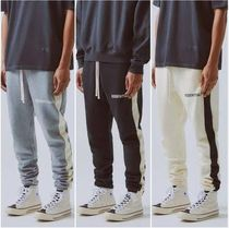 FOG essentials side stripe sweatpants