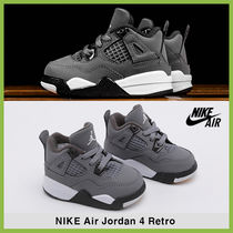 ★Nike KIDS★Air Jordan 4 Retro★追跡付 BQ7670-007