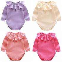 BABY★3−24M ☆LONG SLEEVE ROMPERS★