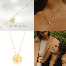 Henriette Small enamelled pendant【Louise Damas】スモール