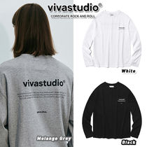 ★VivaStudio★19SS NEW BINAURAL LONG SLEEVE IA(全3色)