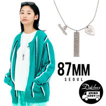 87MM Mmlg 3 LOGOS NECKLACE MU1042 追跡付