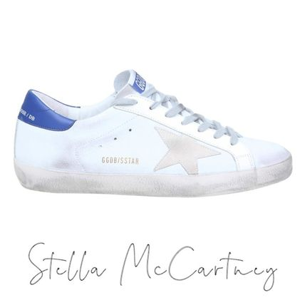 19SS Golden Goose Superstar Sneakers In White Color Leather