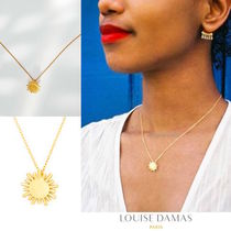 Thalie Sun Necklace【Louise Damas】 太陽がモチーフ☆