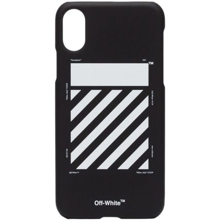 Off-White スマホケース・テックアクセサリー ★安心の国内発送★人気商品★OFF-WHITE iPhone X ケース(2)
