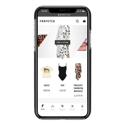 Off-White スマホケース・テックアクセサリー ★安心の国内発送★人気商品★OFF-WHITE iPhone X ケース(3)