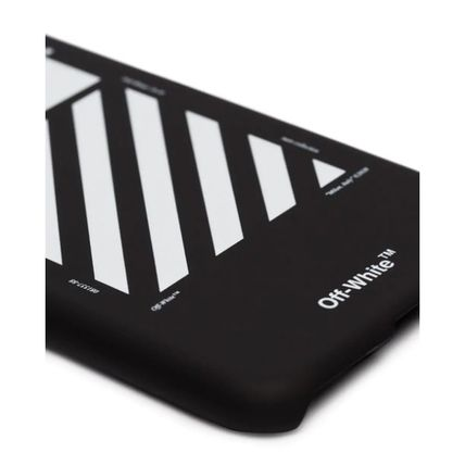 Off-White スマホケース・テックアクセサリー ★安心の国内発送★人気商品★OFF-WHITE iPhone X ケース(4)