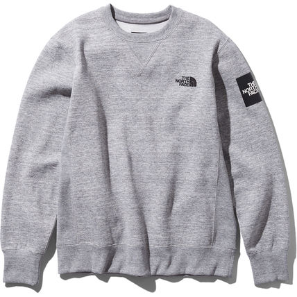 THE NORTH FACE スウェット・トレーナー 【THE NORTH FACE】Square Logo Crew 裏起毛(4)