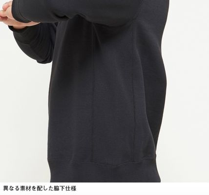 THE NORTH FACE スウェット・トレーナー 【THE NORTH FACE】Square Logo Crew 裏起毛(14)