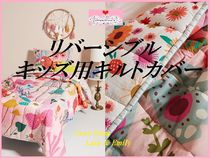 最安値保証*関送料込【Anthro】Tara Lilly Backyard Kids Quilt