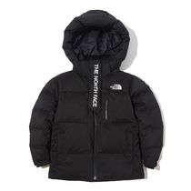 新作 THE NORTH FACE キッズ AMBITION DOWN JACKET ブラック