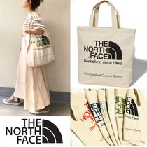 国内発送☆THE NORTH FACE☆ORGANIC COTTON TOTE トートバッグ