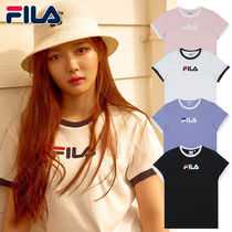◆日本未入荷◆FILA◆Linear short-sleeved T-shirt◆UNISEX◆