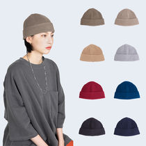 [Raucohouse]SUMMER WATCH CAP 9color サマーニットキャップ