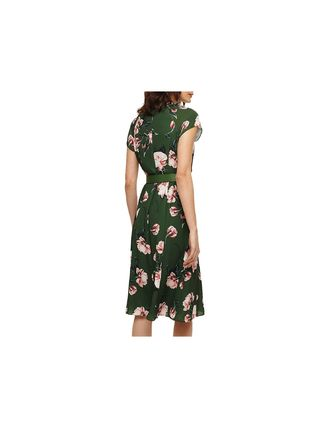 Phase Eight ワンピース 【関税込】Phase Eight ワンピース☆Helena Floral Belted Dress(3)