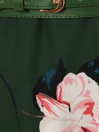 Phase Eight ワンピース 【関税込】Phase Eight ワンピース☆Helena Floral Belted Dress(5)
