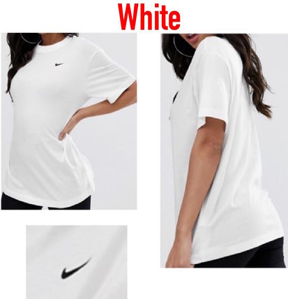 Nike ワンピース 【セール/国内発送】Nike mini swoosh oversized t-shirt(4)