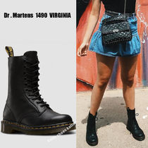 Dr Martens★1490 VIRGINIA★10ホール レースアップ ブーツ 兼用