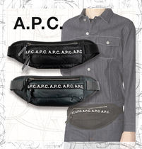 【A.P.C.】2019-20AW Lucille ヒップバッグ