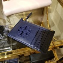 2019 NEW♪ Tory Burch ★ LILY ZIP CARD CASE