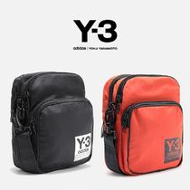 Y-3(ワイスリー) ショルダーバッグ 【関税込!】Y-3 adidas PACKABLE AIRLINER バッグ 【送料無料!】