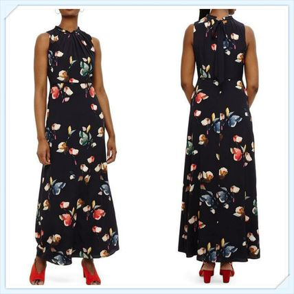 Phase Eight ワンピース ★Phase Eight★Berdina Maxi Dress 花柄マキシワンピース