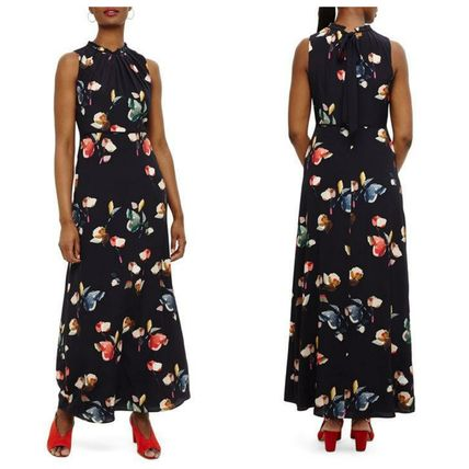 Phase Eight ワンピース ★Phase Eight★Berdina Maxi Dress 花柄マキシワンピース(8)