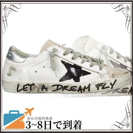 Golden Goose スニーカー 関税込◆Womens shoes leather trainers sneakers superstar