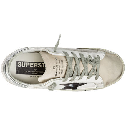 Golden Goose スニーカー 関税込◆Womens shoes leather trainers sneakers superstar(3)