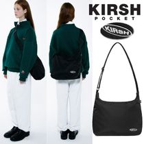 KIRSH★韓国☆日本未入荷★POCKET BIG CROSS BAG IA