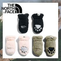 【NORTH FACE】BABY Bear Fleece Mittens ベアー フリースミトン