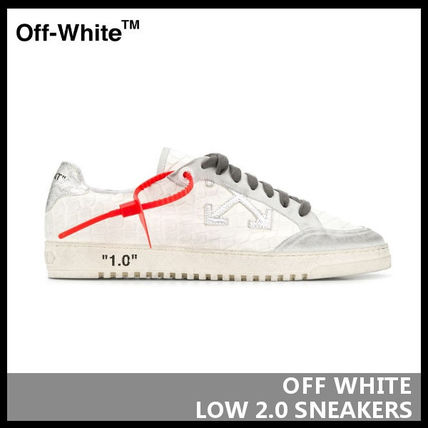 【Off-White】LOW 2.0 SNEAKERS OMIA042F19D68037 0191