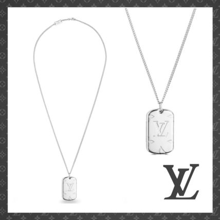 Louis Vuitton ネックレス・チョーカー Louis Vuitton ルイ・ヴィトン★ロケットネックレス・モノグラム