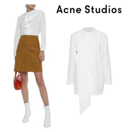 Acne Tシャツ・カットソー [関税・送料込]Acne Studios☆Long Sleeved Top