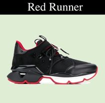 Christian Louboutin Red Runner レッド ランナー スニーカー