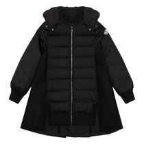 MONCLER(モンクレール) キッズアウター 大人もOK 【MONCLER】 LONGET ブラック12A・14A