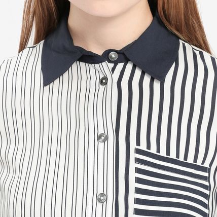 Tommy Hilfiger ワンピース TOMMY HILFIGER シャツワンピース 関税なし 国内買付 すぐ届く(4)