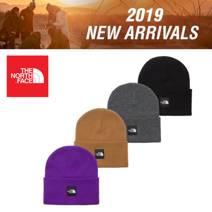 [THE NORTH FACE]★19FW★SIMPLE BEANIE_NE3BK50★4色