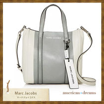 SALE! Marc Jacobs バイカラー レザートートバッグ