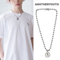 ANOTHERYOUTH(アナザーユース) ネックレス・チョーカー 日本未入荷★ANOTHERYOUTH★PENDANT NECKLACE ネックレス